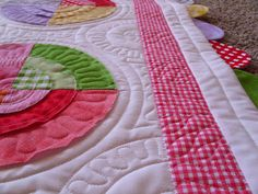 How to deal with quilting difficulties