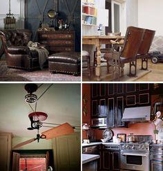 How To Create Steampunk Interior Design | Furnish Burnish