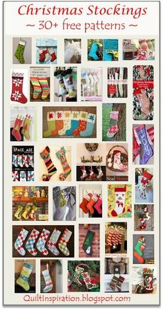 Elegant Quilt Christmas Stocking Pattern Quilt Christmas Stocking Pattern - This Elegant Quilt Christmas Stocking Pattern design was upload on March, 1 2020 by admin. Here latest Quilt Christ. Quilted Christmas Stockings, Christmas Stocking Pattern, Xmas Stockings, Christmas Sewing, Christmas Crafts, Christmas Quilting, Christmas Tables, Christmas Ideas, Purple Christmas