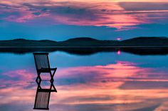 Surreal Sunset by Gert Lavsen on 500px