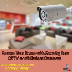Secure your office and home with security guru's best quality products at sensitive price like CCTV Cameras, Bullet CCTV Camera, Wireless Security Cameras, Indoor CCTV Camera, Dome CCTV Camera, Hidden Camera, IR CCTV Camera, Wireless Video Surveillance Camera and many Wireless Security Cameras, Wireless Camera, Video Surveillance Cameras, Hidden Camera, Bullet, Indoor, Products, Interior, Bullets