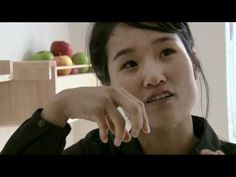 Jihyun Ryou - a Korean artist about her storage solution for vegetables- she's wonderful to listen to and very wise. her designs are so beautiful.