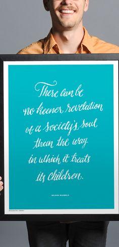 Buy this Children Print at http://www.sevenly.org/product/5213de930896bb1101000005?cid=ShrPinterestProductDetail