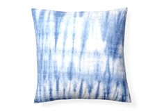 We don't always go for tie-dye but when we do it's usually in blue and white.