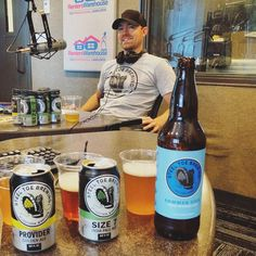 Thanks to @steeltoebrewing & @wagsbrew for coming on the @mn_beercast. Looking forward to Steel Toe beer in cans! #mnbeercast #mnbeer #mn #radio