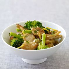 Lemon Chicken with Broccoli | Recipes | Weight Watchers