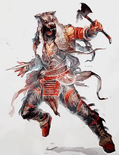 Assassin's Creed Concept Art - Ratonhnhaké:ton