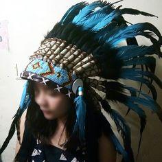 DIY Warbonette , Indian Head Dress, Indian Head, Diy Costumes, Headdress, Captain Hat, Hats, Dresses, Fashion, Vestidos, Moda
