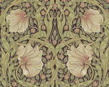 Lovely Arts And Crafts / Art Nouveau Style Printed Decorative Tile William Morris -taken from an original wallpaper design William Morris Wallpaper, William Morris Art, Morris Wallpapers, Wallpaper Online, Wallpaper Samples, Fabric Wallpaper, Of Wallpaper, Designer Wallpaper, Wallpaper Designs
