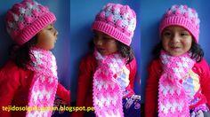 chalina o bufanda para niña tejido a crochet en punto arbolitos, lo encuentras en video tutorial en mi canal de youtube:TEJIDOS OLGA HUAMAN