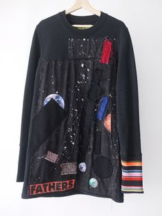 Raf Simons Sterling Ruby Sweater