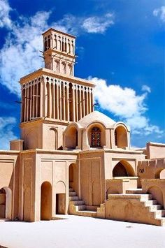 Aghazadeh's Home - Abarkuh ,Yazd , Iran, the most impressive wind tower architecture ever seen in Iran