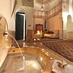 The Luxury Riad Farnatchi Hotel, Marrakech, Morocco