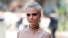 Image result for cara delevingne shaved head