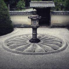 #garden #japan #karesansui #zen