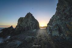 Sun Setting par Anton Sounes