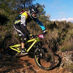 Participant EnduBítem 3a copa catalana enduro BTT. @EnduBitemBTT  #EnduBitem #EnduBitem2016 #bitem #baixebre #terresdelebre #enduroBTT #btt #mtb #mtblife #terresdelebre #vtt #vidaactiva #CEMontaspre #MountainBike #intensecycles #CopaCatalanaEnduroBTT #ebreactiu