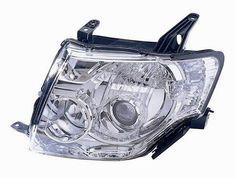Just sold in #Sevilla #Mitsubishi #Pajero Headlight 2006_11- Left Side | ATB Parts