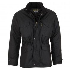 a1837d4147bc Barbour Men s Sapper Waxed Jacket - Black Barbour Mens, Barbour Jacket,  Barbour Sapper,