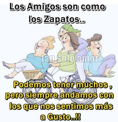 Imagenes de amistad con movimientos - Imágenes de facebook Postales Bonitas con frases para Amor My Life Quotes, Happy Quotes, Mafalda Quotes, Friendship Memes, Jesus Heals, Quotes En Espanol, Positive Phrases, Girlfriend Humor, Good Morning Good Night