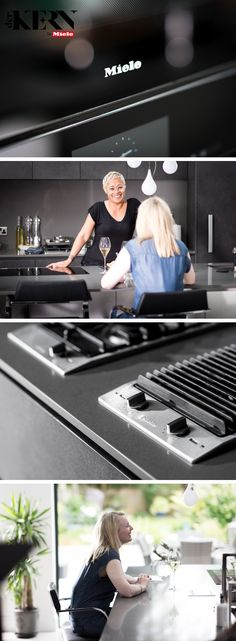 Watch how the Miele steam combination oven and induction hob were essential choices for professional chef and owner of Mere, Monica Galetti to have at home. Design Your Kitchen, Professional Chef, Family Kitchen, Family Life, Cool Kitchens, Gain, Appliances, Journey, Food Prep