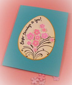 brown paper sack easter cards   Easter Greeting Cards: Easter Blessings to You!