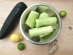 Naan, Preserves, Celery, Tasty, Vegetables, Food, Preserve, Essen, Preserving Food