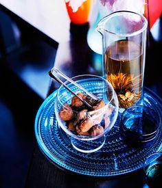 Bar H: Green tea chocolate truffles