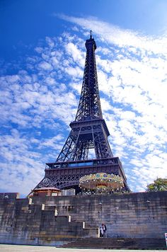 Paris la Tour Eiffel | Flickr - Photo Sharing!