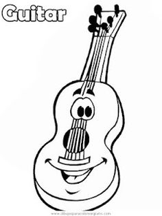 Who Wouldnt Love To Color This Guitar