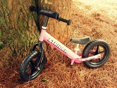 Another happy Strider bike rider...http://www.learningearly.co.uk