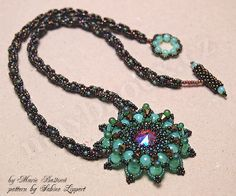 necklace by Majka - another version of Granada
