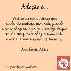 (1) Gravidez Invisível (@gi_blogadocao) | Twitter Campanha adoção dia das mães! #adoçãoéamor #adocaoeamor #adoção #adocao