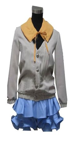 Camplayco Tokyo Ghoul Fueguchi Hinami Uniform Cosplay Costume-made >>> Learn more by visiting the image link.