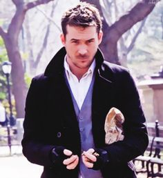 "Barry Sloane - the other reason I watch ""Revenge""."