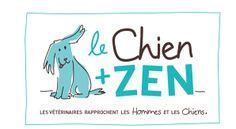 Le Chien + ZEN Les vétérinaires rapprochent les Hommes et les Chiens.  #Chien #Vétérinaire #LeChienPlusZen