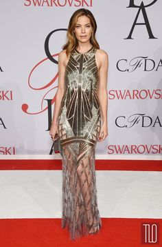 Agree with T&L, only sheer skirt i've ever liked. michelle monaghan in monique lhullier