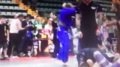 Gi Match: Ezekiel Fist Choke (Standing)