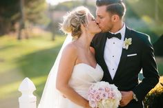 Wedding Day Inspiration || Bride & Groom || Photo by Elm&Co || LoveElm.com  #wedding #photography