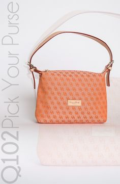 Dooney & Bourke - Mini Sac.  Go to wkrq.com to find out how to play Q102's Pick Your Purse!