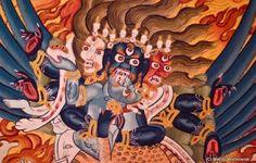 Image from http://www.museumofthecity.org/wp-content/uploads/2013/06/TibetanDragonMural.jpg.