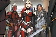 The New Suicide Squad  Leader ♦♥