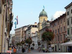 Rijeka Named 2020 European Capital of Culture  An independent panel of cultural experts decided that Rijeka will be designated as one of the two European Capitals of Culture in 2020 based on criteria specified by the European Union. Rijeka beat three other shortlisted Croatian cities – Dubrovnik, Pula and Osijek – to be selected for that title. #Rijeka   #Croatia  +Rijeka 2020 - European Capital of Culture, Candidate City  #touristar