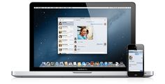 I'm excited about the unified messaging experience that Mountain Lion will bring to the Mac this Summer!