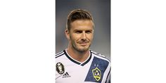 David Beckham was a very famous football player that even after his sport career ended has alot of succes selling his brand of products.