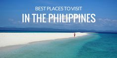 A round-up of the best tourist spots in the Philippines: from the world-renown islands of Palawan to beaches in Aklan and rice terraces in Ifugao.