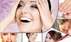 99 AED for Beauty Package! Choose 5 services from 12 services at Ruby Glow Beauty Salon! Valid for ladies only!