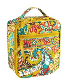 5f244f8753 VERA BRADLEY lunch box on SALE! Wow! This is cheaper than a regular lunch