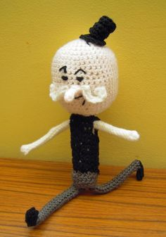 Crochet Pops from The Regular Show