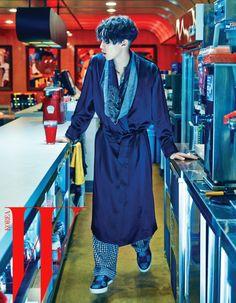 Jay Park   W Korea September Issue '15